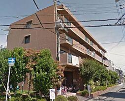 フルール香ケ丘[4階]の外観