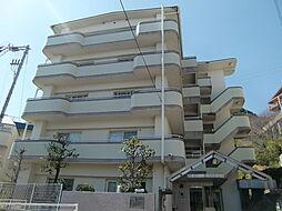 メゾンドカスカード六甲[3階]の外観