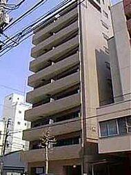 東京都台東区松が谷3丁目の賃貸マンションの外観