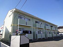 愛知県豊田市中町中前の賃貸アパートの外観