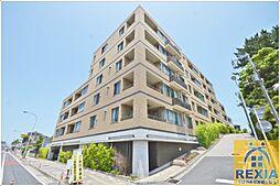 千葉県千葉市中央区登戸4丁目の賃貸マンションの外観