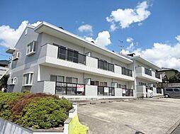 愛知県名古屋市名東区極楽3丁目の賃貸アパートの外観