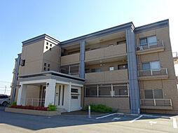 福岡県久留米市安武町安武本の賃貸マンションの外観
