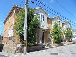 滋賀県彦根市長曽根南町の賃貸アパートの外観