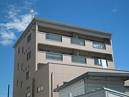 八日市ビル[4階]の外観