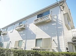 東京都北区上十条1丁目の賃貸アパートの外観