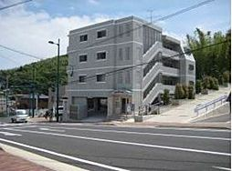 長崎県長崎市田上2丁目の賃貸マンションの外観