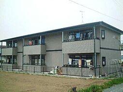 長野県佐久市瀬戸の賃貸アパートの外観