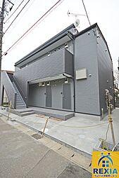 メゾン・ド 新検見川[1階]の外観
