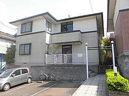 神奈川県川崎市多摩区南生田2の賃貸アパートの外観