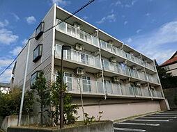 千葉県市原市西広2丁目の賃貸アパートの外観