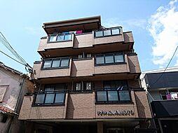 大阪府大阪市東淀川区淡路2の賃貸マンションの外観