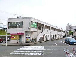 辻アパート[206号室]の外観