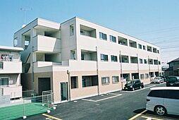 埼玉県川越市豊田町3丁目の賃貸マンションの外観