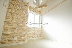 ユナイト武蔵小杉クリーブランドの杜の解放感溢れる室内