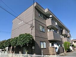 千葉県市原市西国分寺台1丁目の賃貸アパートの外観
