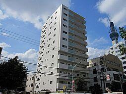 グランハイツ錦糸町[12階]の外観
