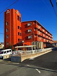 愛知県豊橋市牟呂町の賃貸マンションの外観