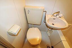 ハイツ大黒のトイレ