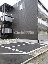リブリ・ベイルーフ金沢八景の駐車場