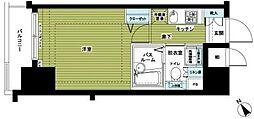 トーシンフェニックス新横濱イクシール[3階]の間取り