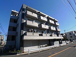 東京都大田区南雪谷3丁目の賃貸マンションの外観