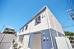 京王相模原線 橋本駅 徒歩15分の賃貸アパート