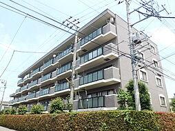 埼玉県入間市東藤沢4丁目の賃貸マンションの外観