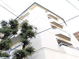 岡本ハイツ[3階]の外観