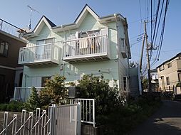 コートハウス湘南[102号室]の外観