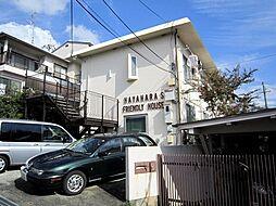 大阪府箕面市箕面3丁目の賃貸アパートの外観