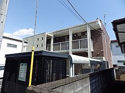 埼玉県入間市東町7丁目の賃貸アパートの外観