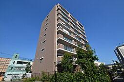 大阪府松原市高見の里1丁目の賃貸マンションの外観