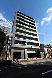 Osaka Metro御堂筋線 西田辺駅 徒歩3分の賃貸マンション