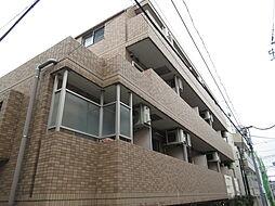 東京都大田区中馬込2丁目の賃貸マンションの外観