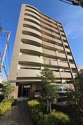 大阪府大阪市城東区新喜多2丁目の賃貸マンションの外観