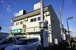 栃木県小山市城北5丁目の賃貸アパートの外観