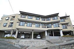 大阪府箕面市粟生間谷西5丁目の賃貸マンションの外観