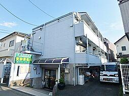 東京都府中市住吉町3の賃貸アパートの外観