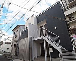 兵庫県神戸市長田区御蔵通1丁目の賃貸アパートの外観