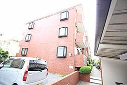 千葉県市川市鬼高1丁目の賃貸マンションの外観
