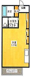 エスポワール・ヴィラ[1階]の間取り