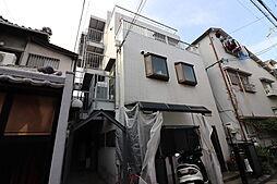 大阪府大阪市城東区蒲生4丁目の賃貸マンションの外観