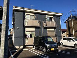 愛知県岩倉市鈴井町の賃貸アパートの外観