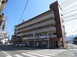 福岡県福岡市城南区樋井川6丁目の賃貸マンションの外観