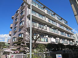 神奈川県川崎市高津区新作5丁目の賃貸マンションの外観