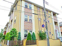 千葉県市川市富浜1丁目の賃貸アパートの外観
