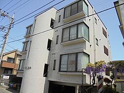 東京都八王子市千人町3丁目の賃貸マンションの外観