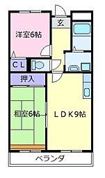 PREMIER21[3階]の間取り