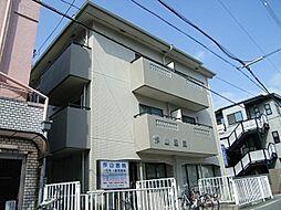 大阪府池田市豊島北2丁目の賃貸マンションの外観